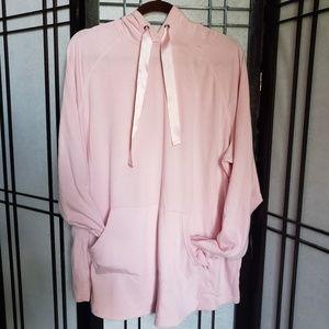 Torrid pink hoodie